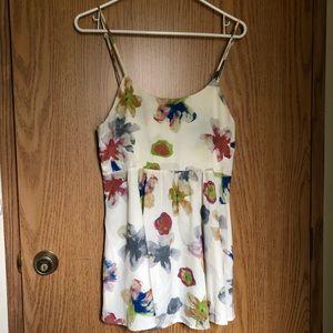 For Love & Lemons Loose Tank / Mini Dress 🍋